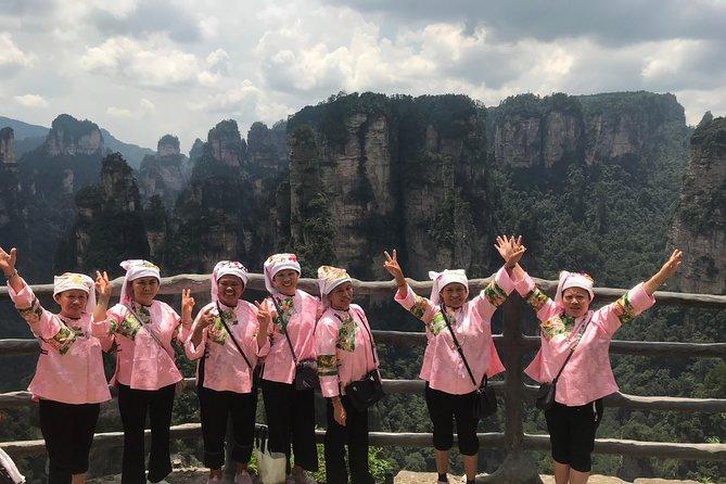 5 Days Zhangjiajie & Around Exciting Tour (5-star Hotel)