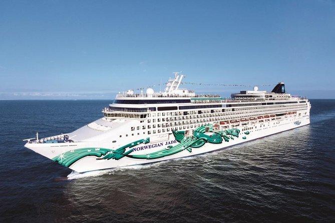 Private transfer, Norwegian Jade, Venice cruise terminal, Marco Polo airport