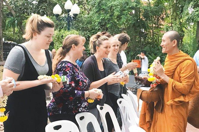 Bangkok Spiritual Essence -Meditation, Amulets, Sacred Shrines & Royal Temples.