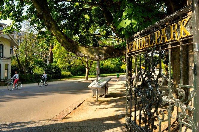 Vondelpark and Old West Neighbourhood Walking Audio Tour by VoiceMap