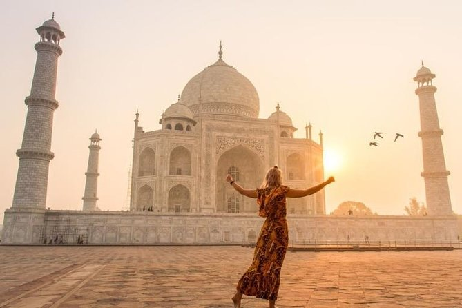 Golden Triangle Tour 3 Nights