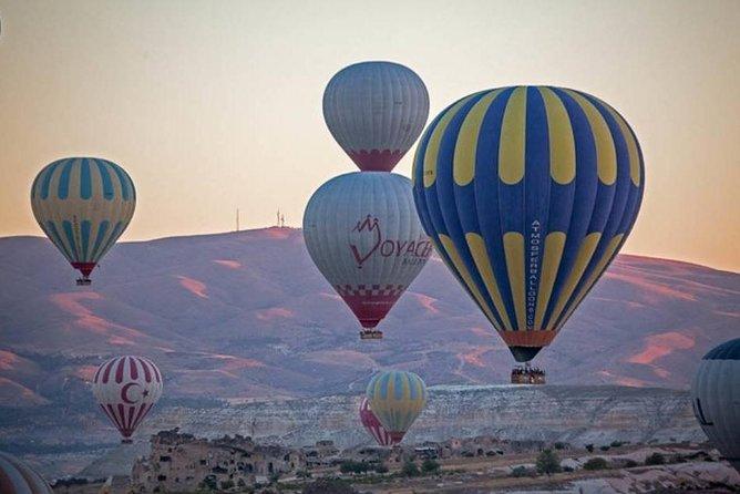 Cappadocia Red Tour With Hot Air Balloon Ride