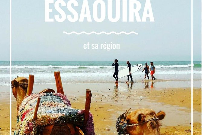 Essaouira in private 4x4