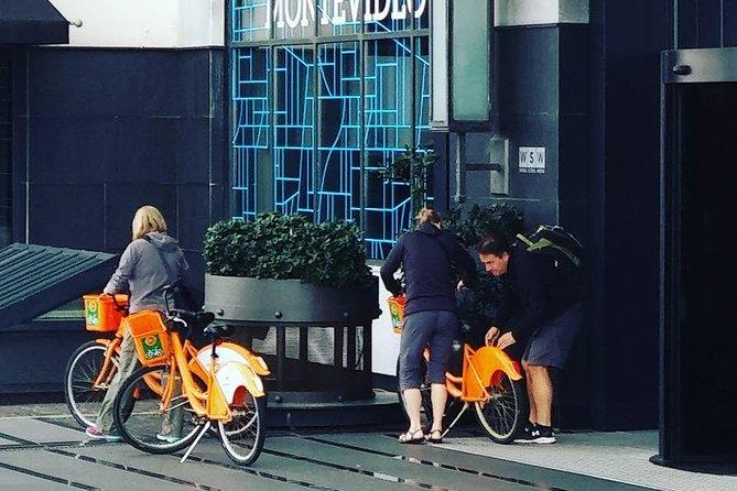 Urban Bike Rental in Montevideo