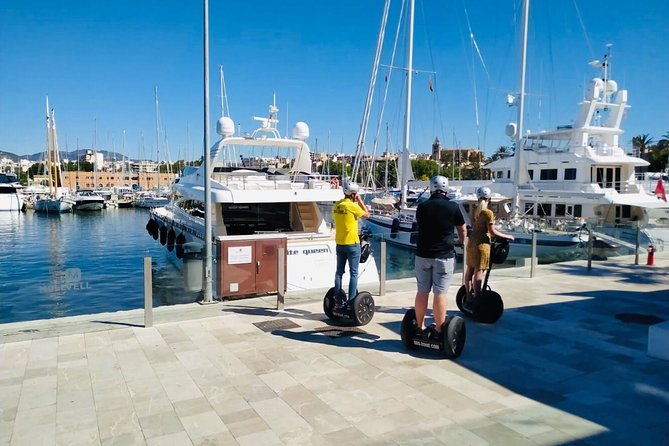 VIP Private Best of Palma Segway Tour
