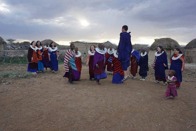 Masai village day Tour