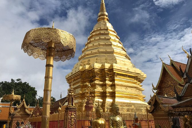 Full Day Tour of Doi Suthep Temple and Doi Inthanon National Park