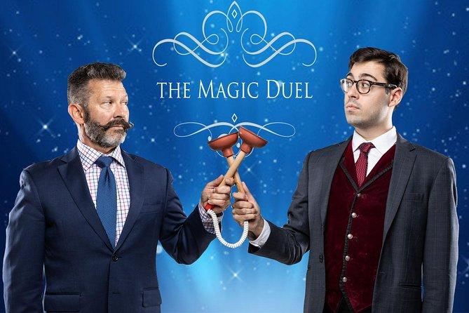 Washington DC's #1 Comedy Magic Show Ticket