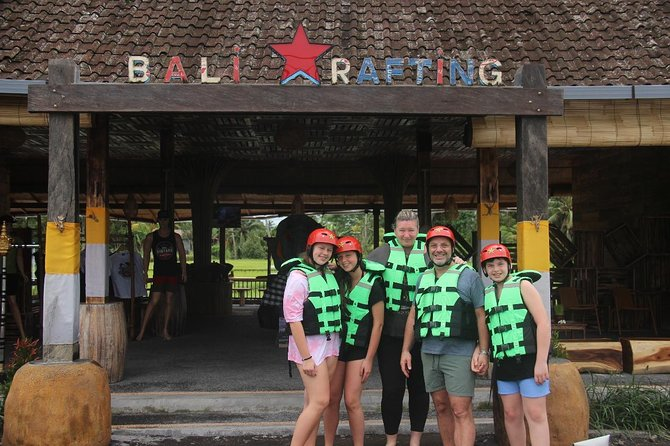All Inclusive Bali Quad Bike and White Water Rafting with Private Tour