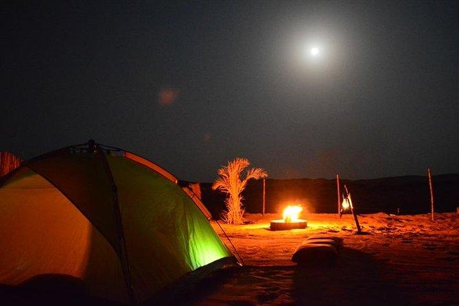 Overnight Desert Safari Dubai With Hot BBQ Dinner & Breakfast