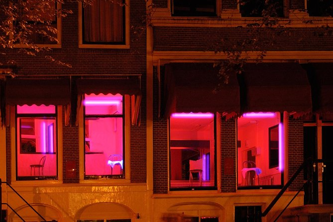 Amsterdam Red Light District: A Walking Audio Tour on your Phone (1hour)