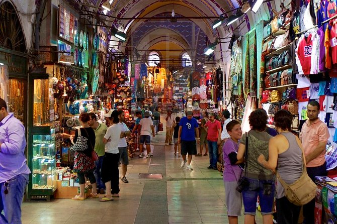 Small-Group Grand Bazaar Shopping Tour in Istanbul photo 10