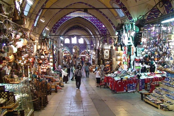 Small-Group Grand Bazaar Shopping Tour in Istanbul photo 12