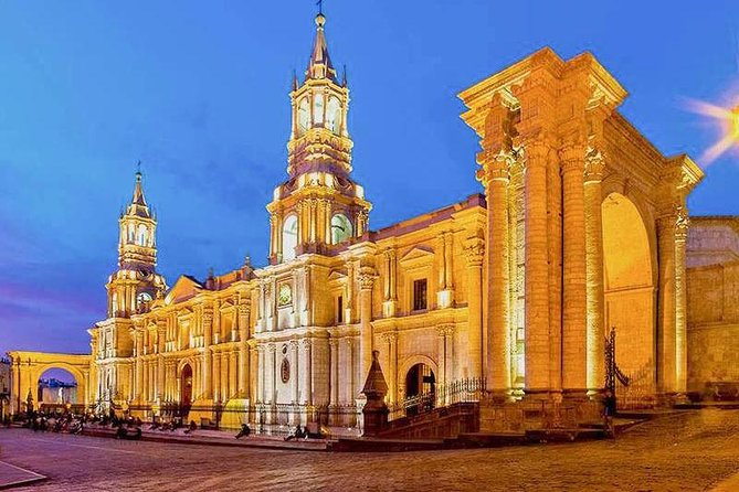 Arequipa, Colca Canyon, Cusco, Machu Picchu and Vinicunca 8 days and 7 nights