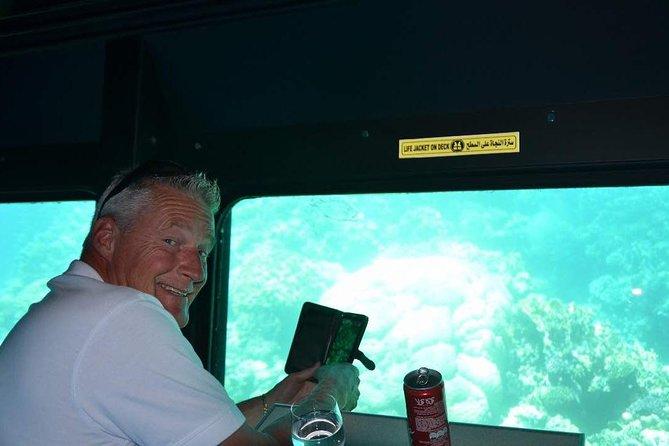 Nefertari Sea Kingdom Boat & Half Submarine Sea Excursion - Marsa Alam