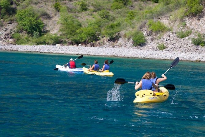 St Kitts Kayak and Snorkel Adventure (Reconfirm 48 hours)
