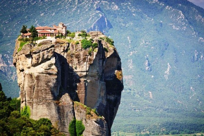 Meteora Leonidas ^ 300 Spartians battlefield visit the HomoSapien Cave 130.000BC