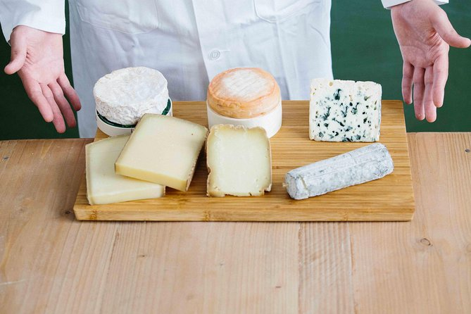 Become a Cheese Geek - The number 1 Rated Cheese Tasting in Paris