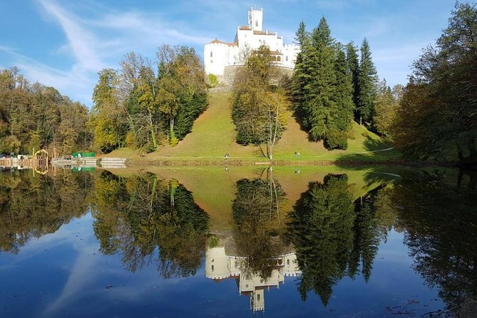 Zagreb - Trakošćan - Varaždin