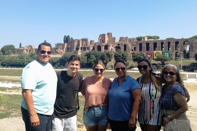 Private Circus Maximus and Aventine Keyhole Tour