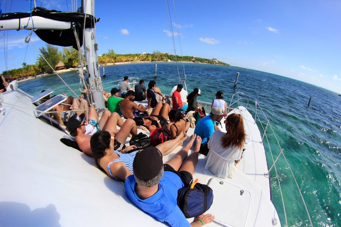 Sailing Tour to Isla Mujeres from Cancun photo 4
