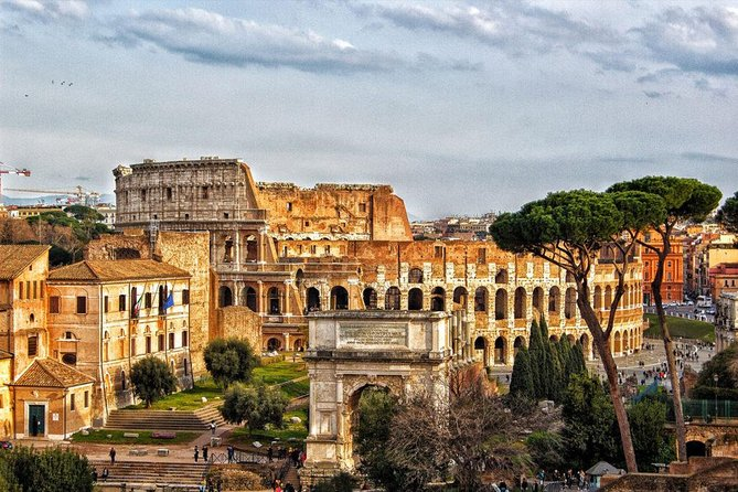 ROME ON YOUR OWN - from Civitavecchia Port