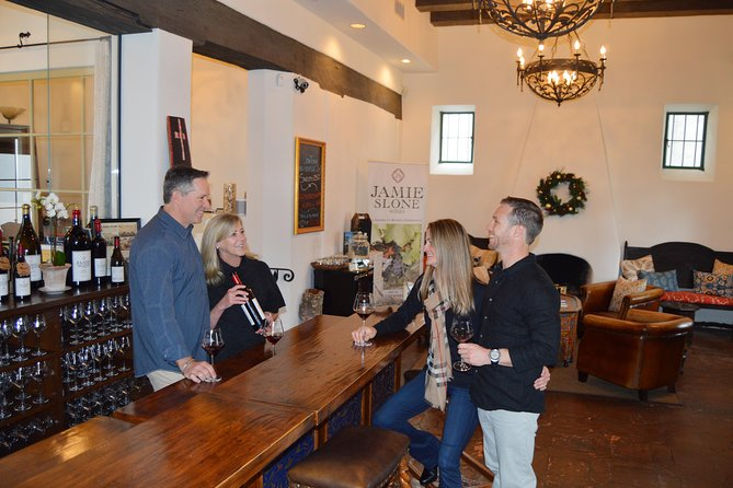 Santa Barbara Private Wine Tasting Experience