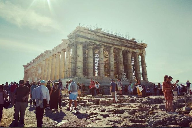 Athens Private Full Day Tour 8 hours