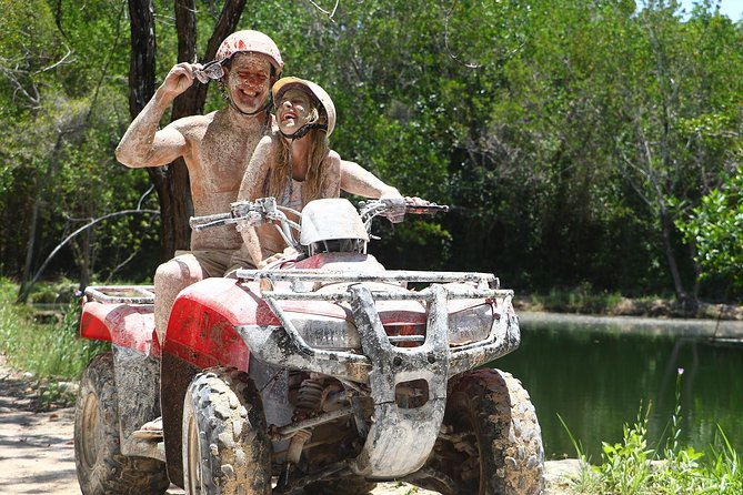 ATV Adventure Tour from Cancun, Playa del Carmen and Riviera Maya