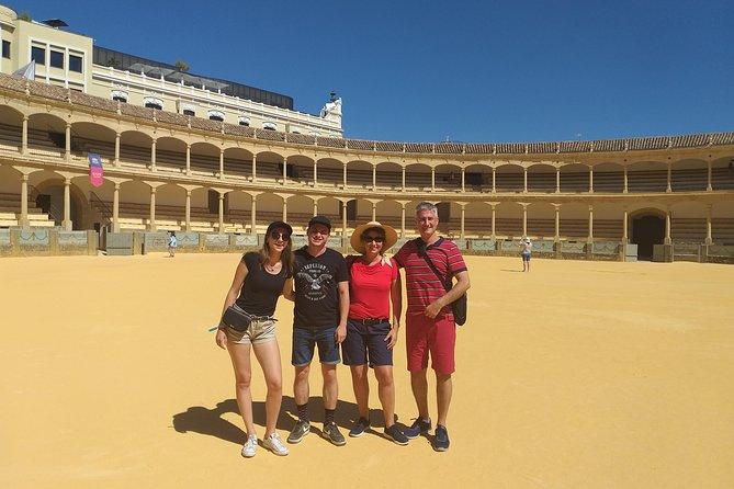 Day trip to RONDA&TORCAL DE ANTEQUERA &DOLMES