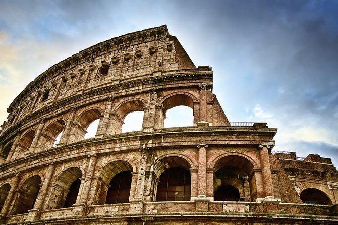 Colosseum tour fast track