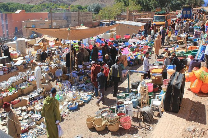 Marrakesh shared day trip to Atlas Mountains