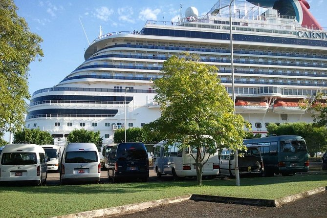 Cruise Ship Excursion To Dunns River Falls