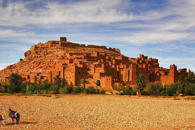 Ait ben Haddou and Ouarzazate from Marrakech : Private guided tour