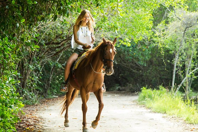 Horseback Riding Tour from Cancun and Playa del Carmen