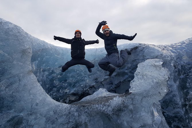 Ice cave trip