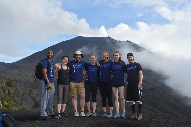 Pacaya Volcano Overnight Tour from Antigua