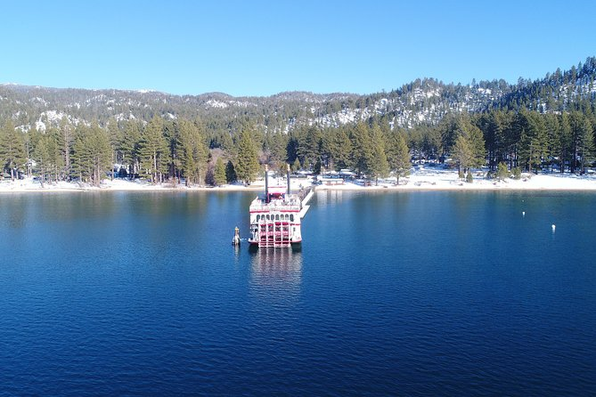Lake Tahoe 1-day private tour from San Francisco