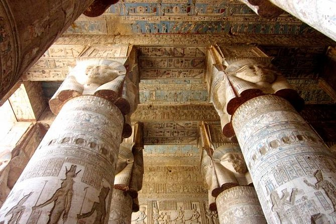 Day tour to visit Abydos & Denderah Temples