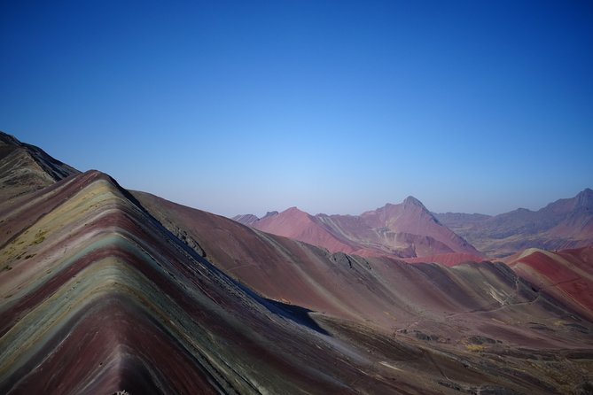 Unconventional Ausangate Rainbow Mountain 2 days