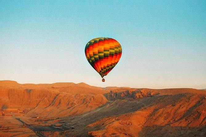 Balloon Flight Over Valley of the Kings
