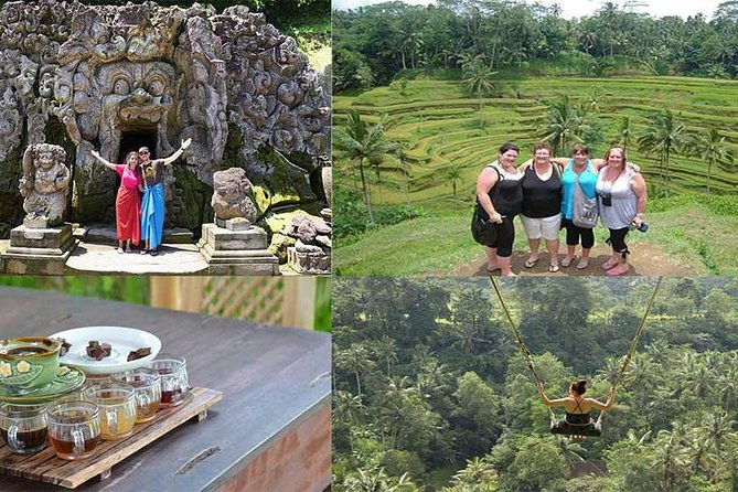 Ubud Tour with Jungle Swing
