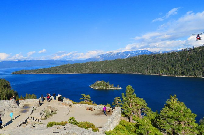 The perfect getaway 2-day private tour package to majestic Lake Tahoe