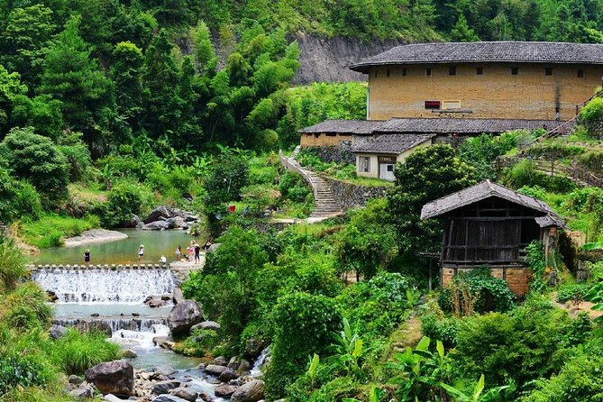 Round Trip Transfer Between the Most Picturesque Chuxi Tulou Cluster and Xiamen photo 10