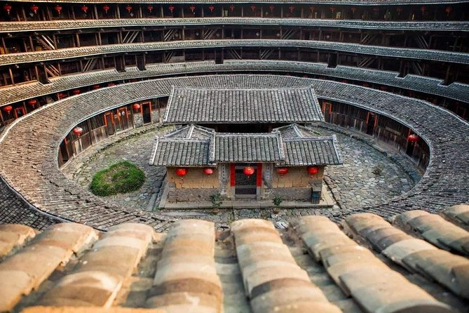 Round Trip Transfer Between the Most Picturesque Chuxi Tulou Cluster and Xiamen photo 8