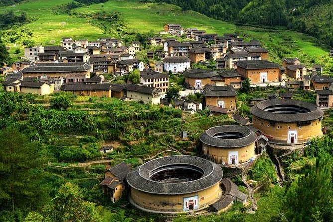 Private Day Tour to Visit the Most Picturesque Chuxi Tulou Cluster from Xiamen