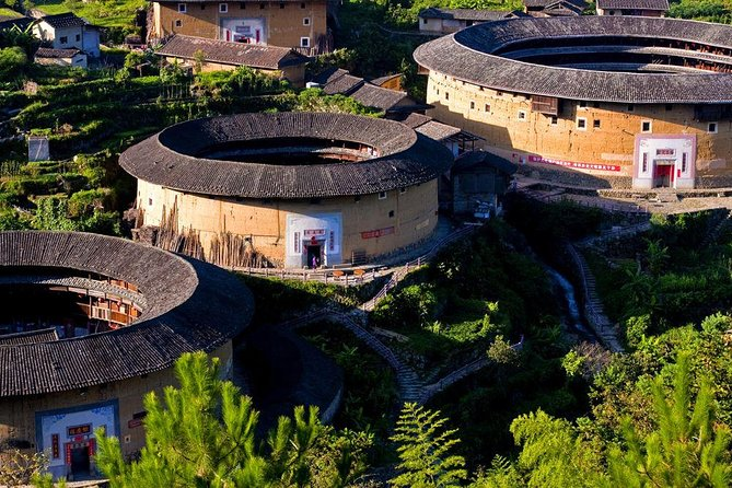 Round Trip Transfer Between the Most Picturesque Chuxi Tulou Cluster and Xiamen photo 2