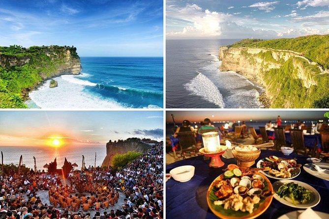 Bali Car Charter - Half Day Uluwatu Sunset Tour