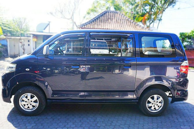 A'la Carte Half Day Minibus (4-5pax) With Guide