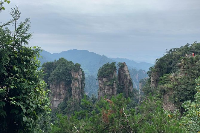 3-Day Private Zhangjiajie Geopark Explore: Beijing-Zhangjiajie-Shanghai by air